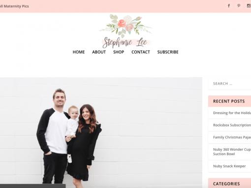 Stephanie Lee Connor (Blog)