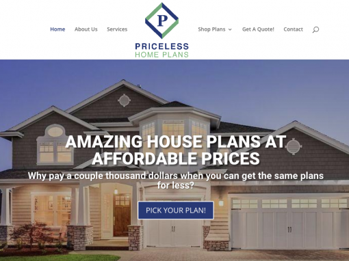Priceless Home Plans